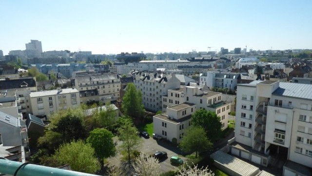 Appartement type 3 quartier ARSENAL-REDON