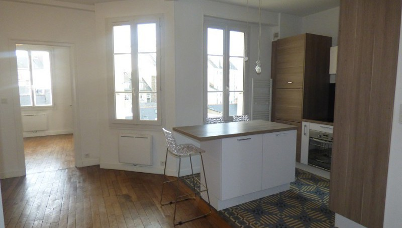 Appartement T3 quartier SAINT-HELIER / GARE